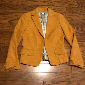 J Crew Donegal Tweed Ecole Blazer Jacket Read Desc